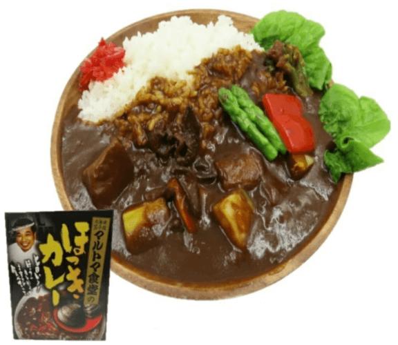 ほっきカレー/マルトマ食堂 苫小牧のお土産