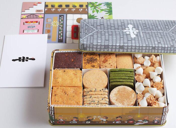 クッキー/レストランよねむら 日本橋のお土産