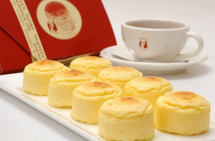 チーズオムレット/函館洋菓子スナッフルズ 新千歳空港のお土産