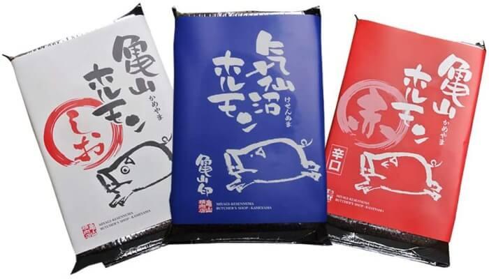 気仙沼ホルモン 味噌焼き/亀山精肉店 気仙沼のお土産