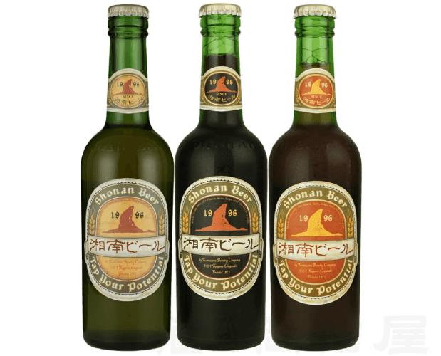 湘南ビール/熊澤酒造 茅ヶ崎のお土産