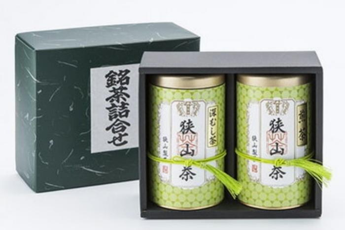 狭山茶/新井園本店 所沢のお土産