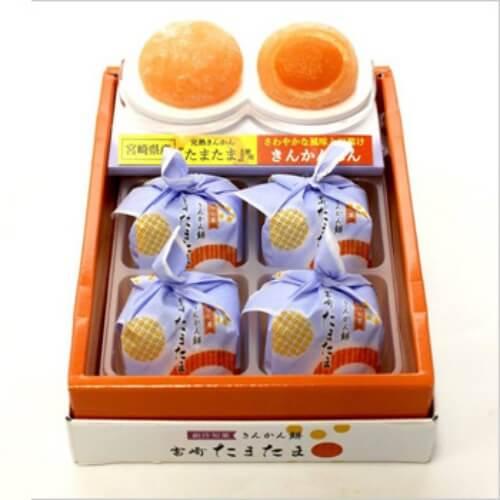 きんかん餅 宮崎たまたま/えびの市農業協同組合 宮崎のお土産