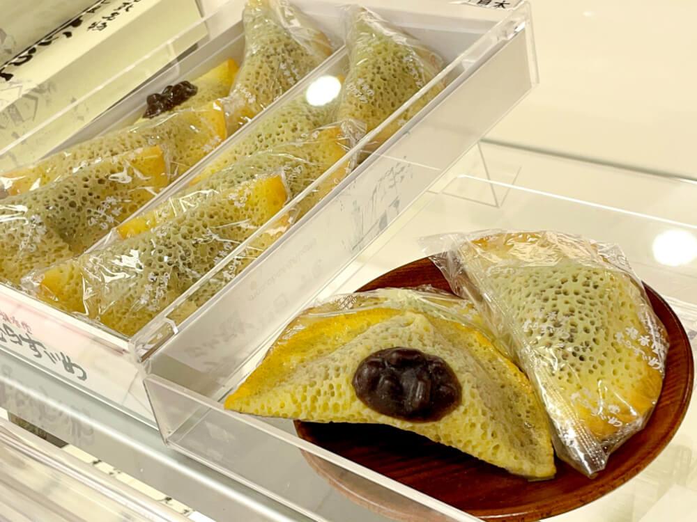 むらすゞめ/橘香堂 岡山駅のお土産