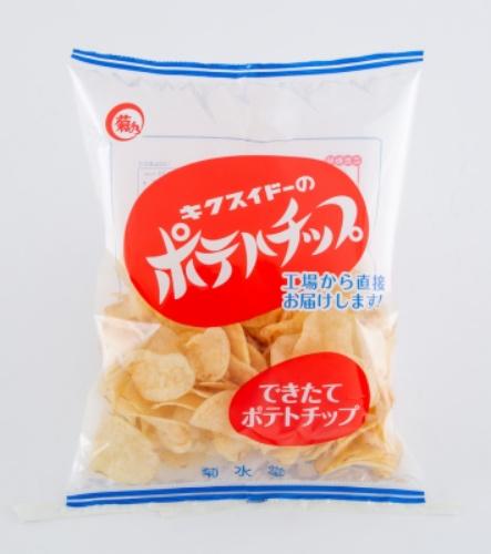 できたてポテトチップス/菊水堂 埼玉のお土産