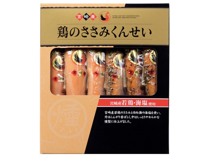 鶏のささみ燻製/雲海物産 宮崎空港お土産