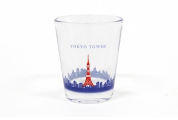 ショットグラス/TOKYO TOWER OFFICIAL SHOP 東京タワーのお土産