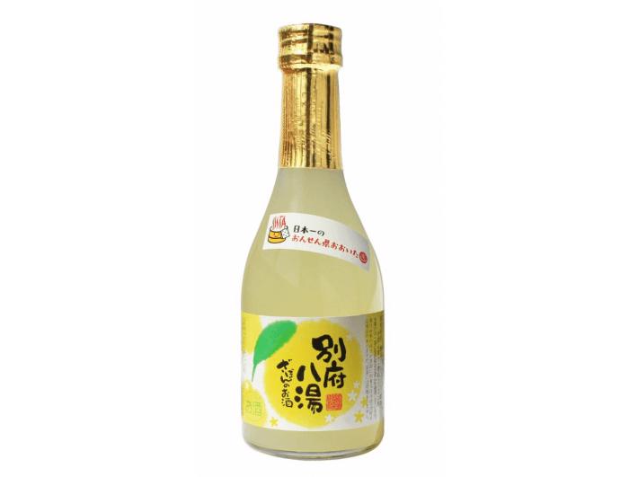 別府八湯 ざぼんのお酒/老松酒造 別府のお土産