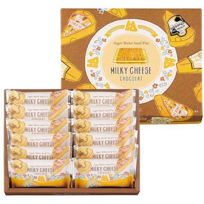 ミルキーチーズショコラ/シュガーバターの木 東京のおすすめお土産