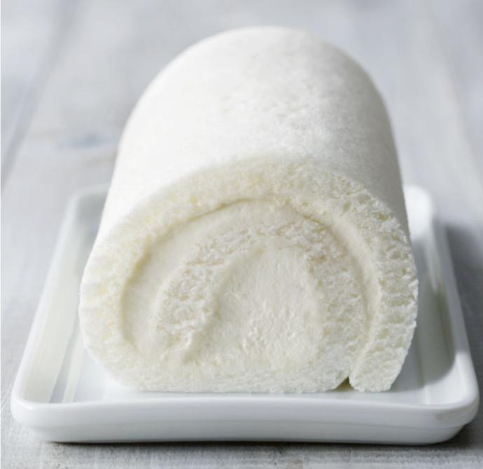 白いロールケーキ/石屋製菓 北海道お取り寄せグルメ