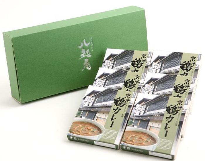 京風とりカレー/京の鳥どころ八起庵 京都の人気お取り寄せグルメ