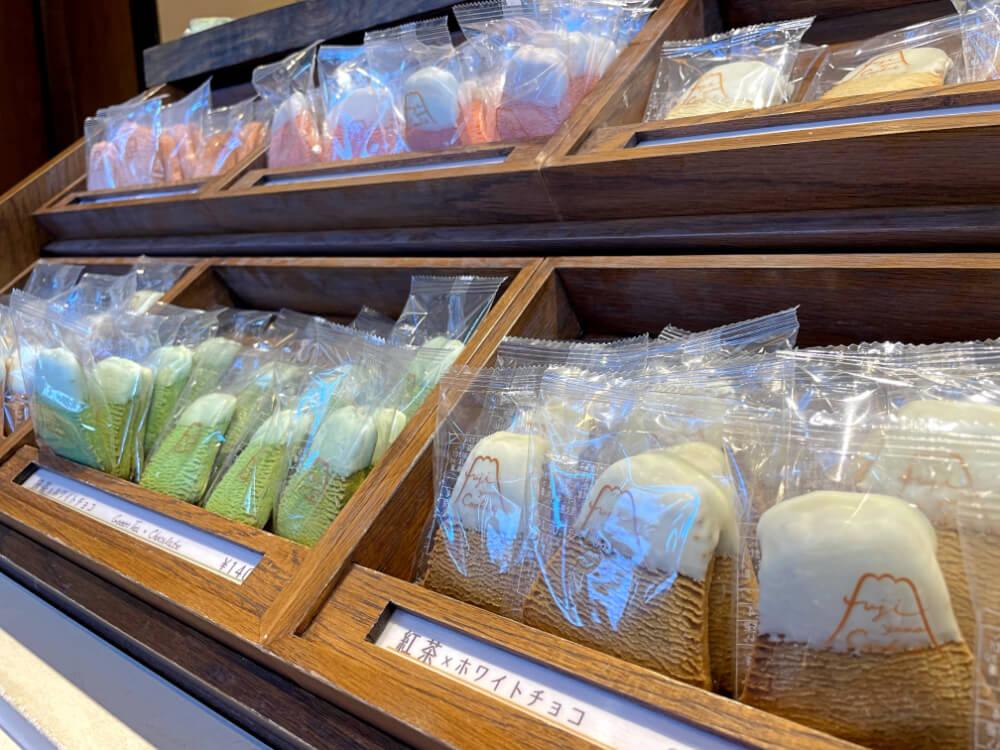 フジヤマクッキー/FUJIYAMA COOKIE 富士急ハイランドのお土産