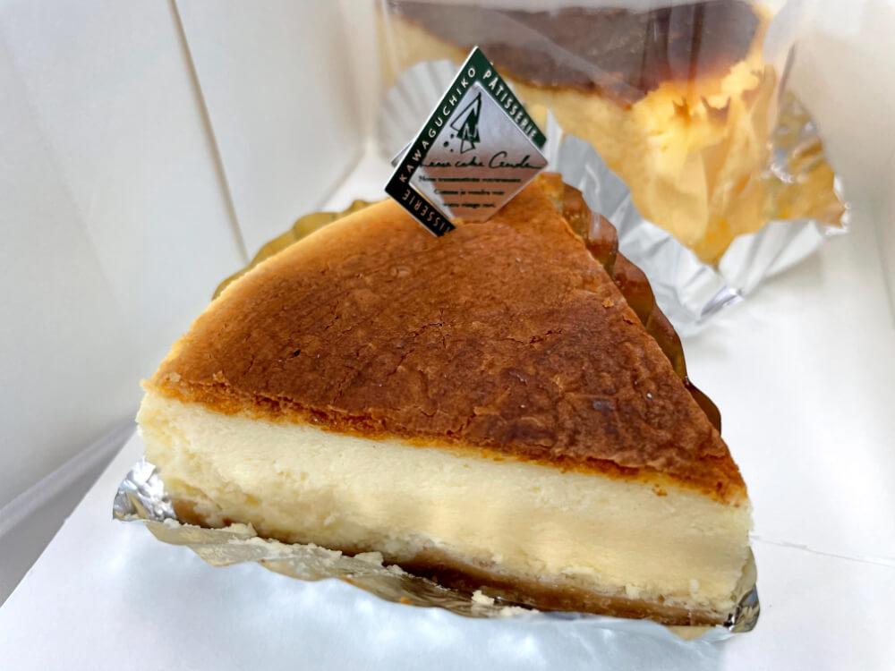 完熟チーズケーキ/河口湖チーズケーキガーデン 河口湖のお土産