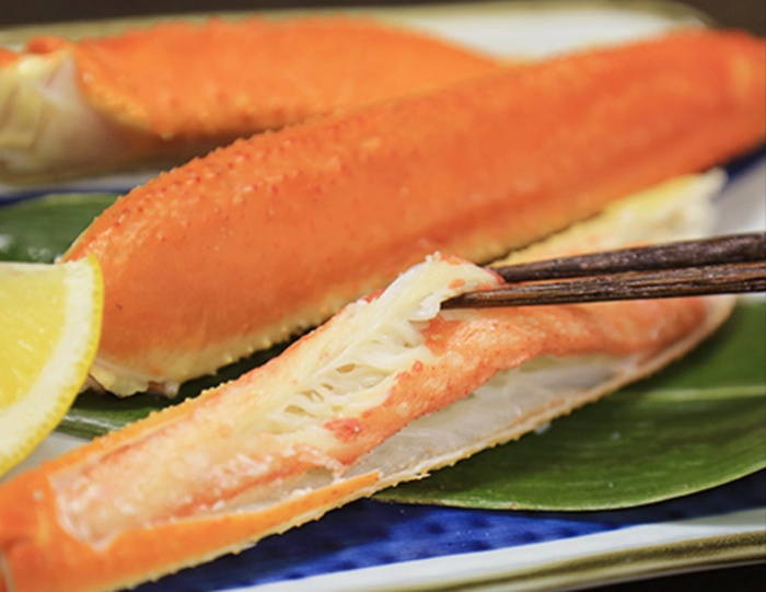 タラバ蟹足/北国からの贈り物 北海道お取り寄せグルメ