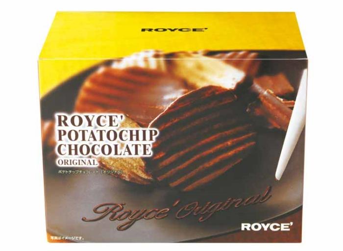 ポテトチップチョコレート/ロイズ 北海道お取り寄せグルメ