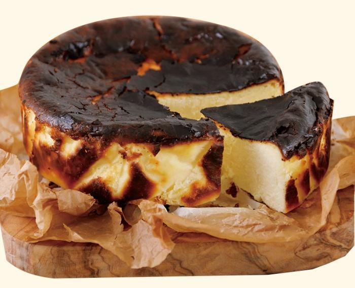 バスクチーズケーキ/みれい菓 北海道お取り寄せグルメ