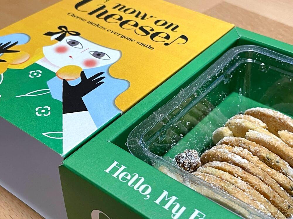 チーズクッキー/ナウオンチーズ 渋谷の手土産