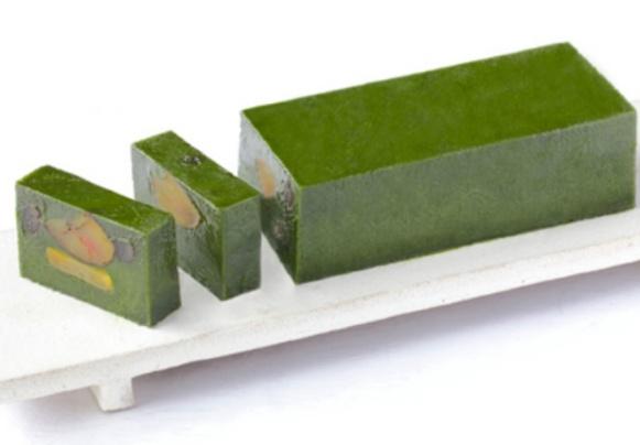 抹茶テリーヌ/寿月堂 銀座の手土産