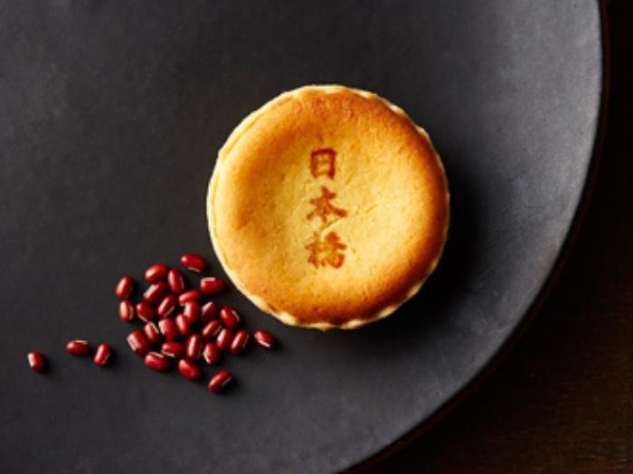 窯だしチーズケーキあずき/モロゾフ窯だしチーズケーキ 日本橋の手土産