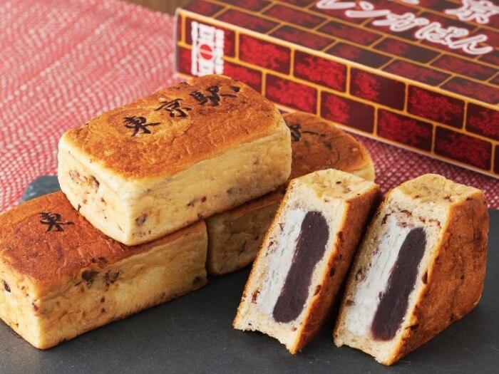 東京れんがパン/東京あんぱん豆ー豆 東京駅限定の人気お土産