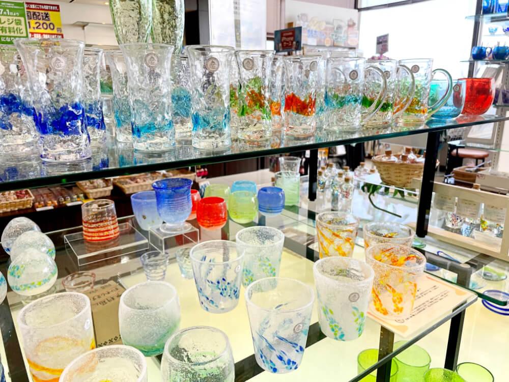 琉球ガラス雑貨 沖縄のお土産